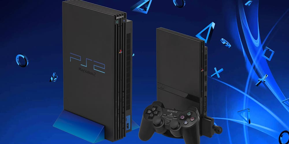 PS2 Fat & Slim Consoles
